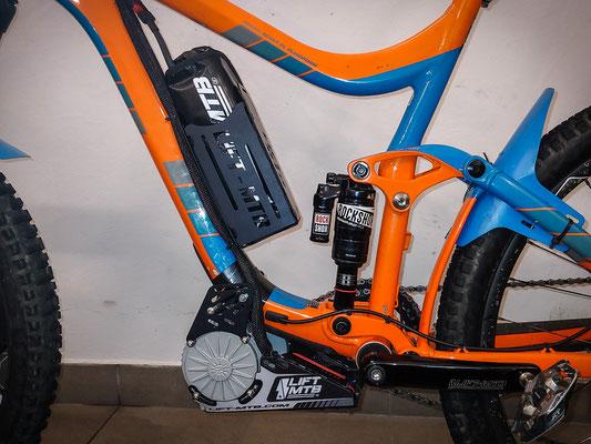 bike mid drive electric kit