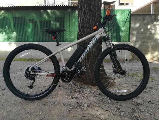 électrique motor for bike