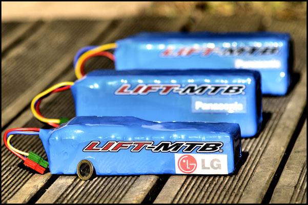 batterie kit vtt électrique LIFT-MTB