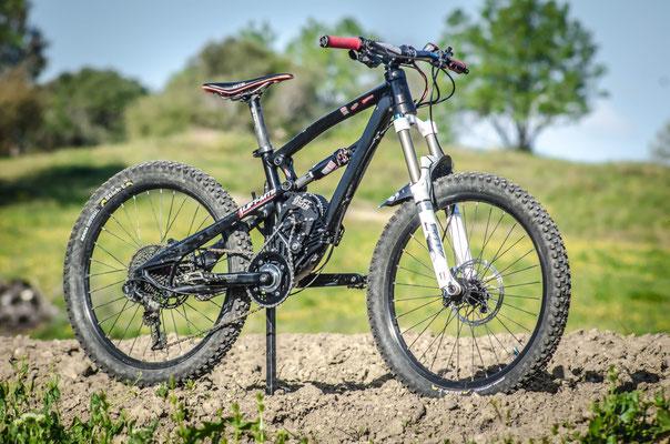 electric kid bike kit for mtb