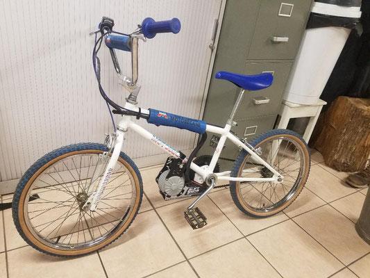 bmx electric mountain bike kit