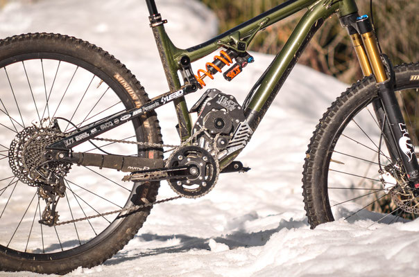 electric bike kit water proof mtb