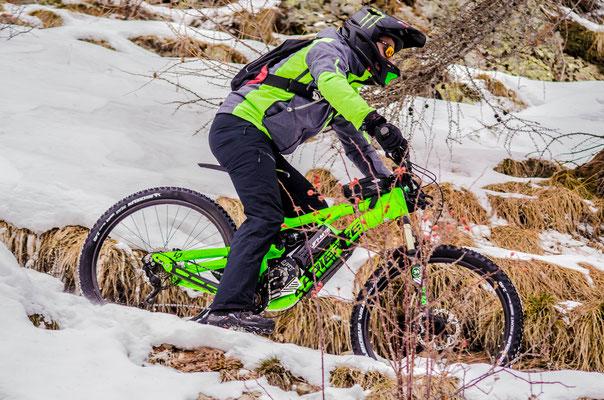 e-bike snow ?