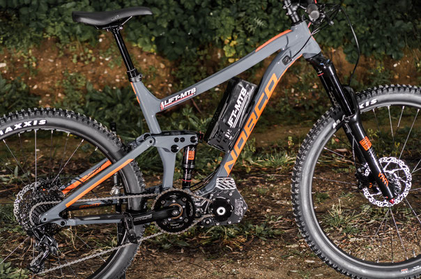 norco electric bike