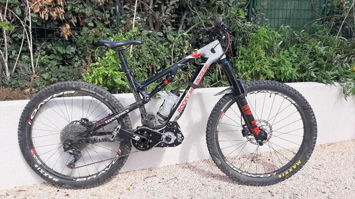 new motor for bike
