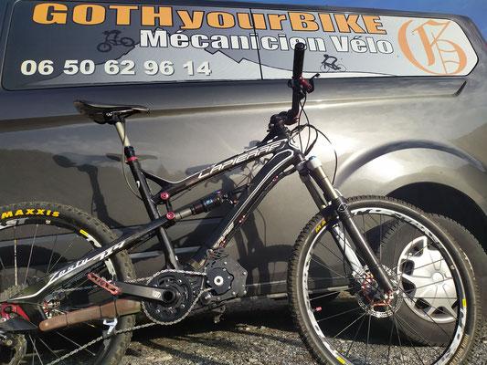 lift mtb bike