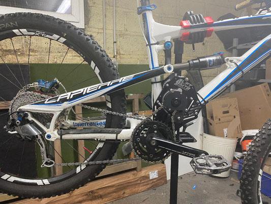 electric motr bike kit for mtb