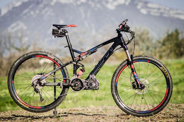 sunn e-bike