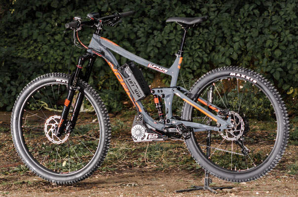 norco e-bike complet