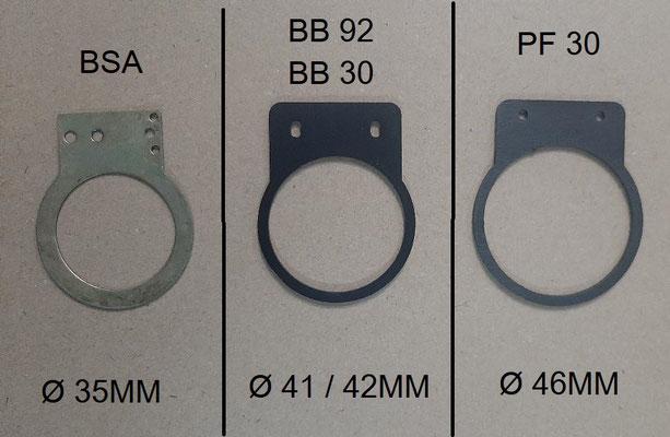 BSA 35MM / BB92-42MM / 46MM