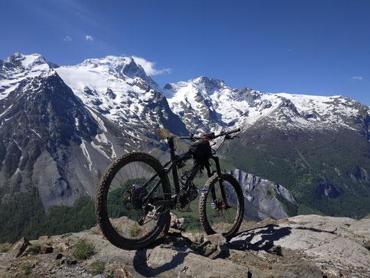moteur et vélo