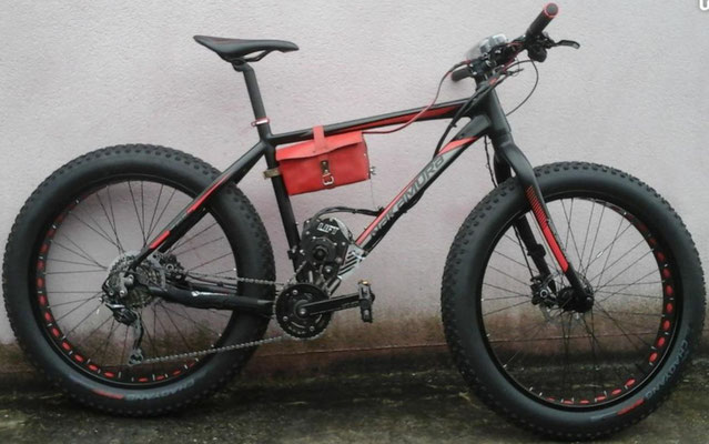electric bike kit for fat mtb