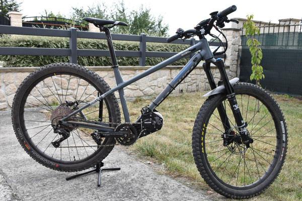 mountain bike kit v3
