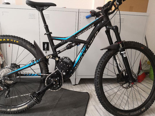 electric moto for specialized
