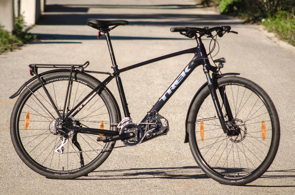 transformer un vélo de ville en vélo électrique