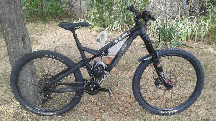 lift mtb e-bike kit