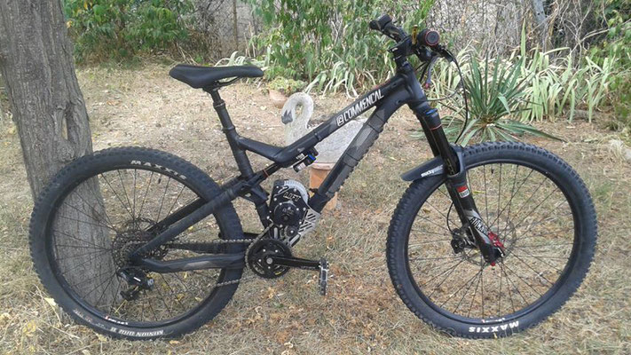 lift mtb e-bike kit