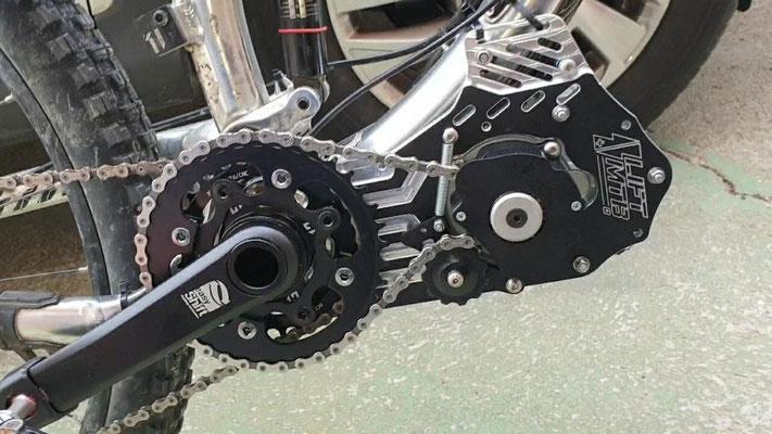 trek motor electric bike kit