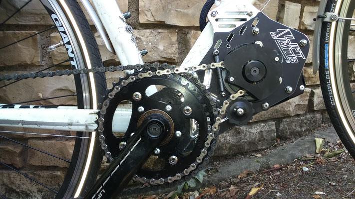moteur electrique vélo de route
