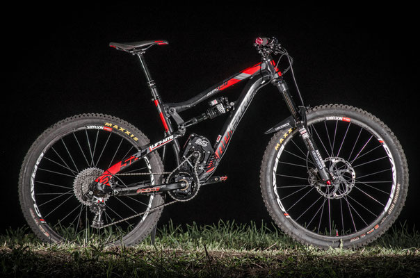 transform your mountain bike into an electric mountain bike