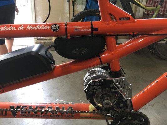 electric bike tandem