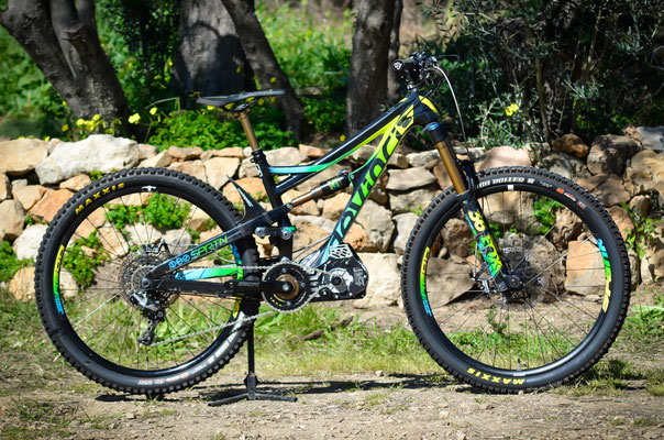 electric motor lift mtb for devinci