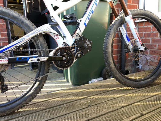gt fury e-bike