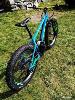 fat bike electric bike kit