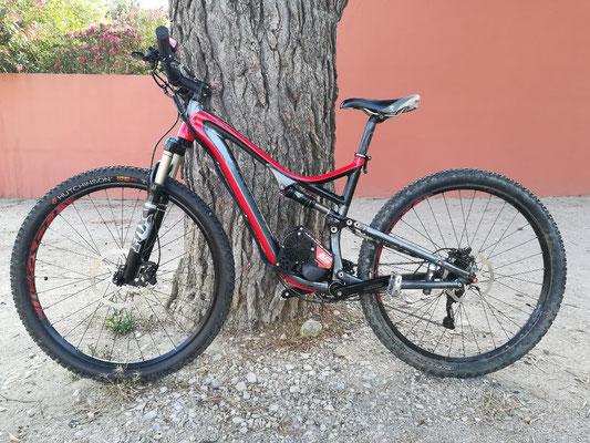 electric bike convertion kit enduro