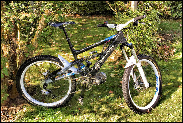 morewood electric bike