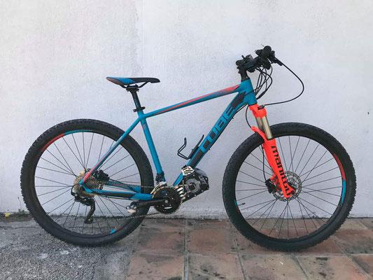 electric bike xc