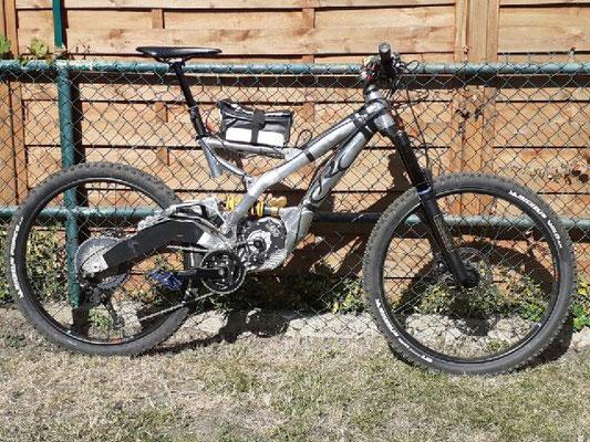 electric  mtb lift proto bike