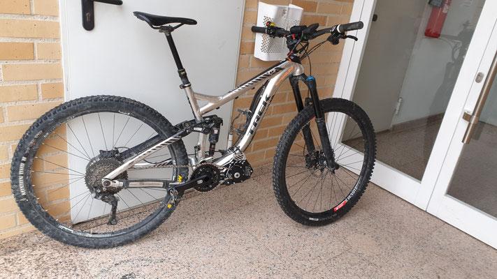 motor electric bike kit bb92