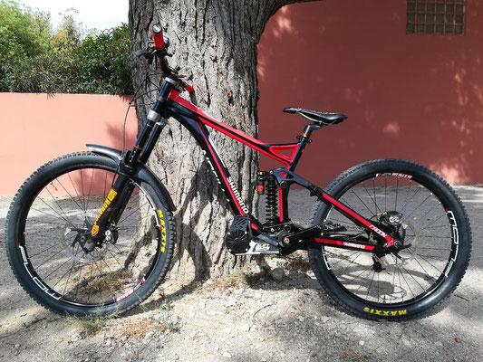 dh electric bike convertion kit