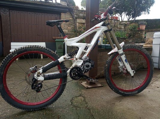 electric motor bicycle kit