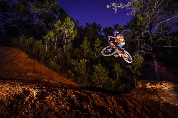 big jump speed bike