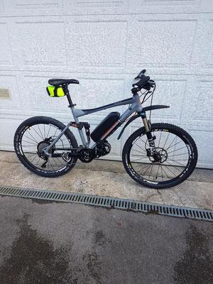 kit motor bike