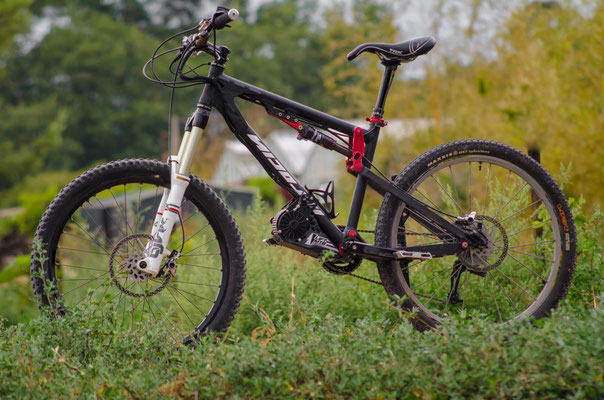nicolai electric bike