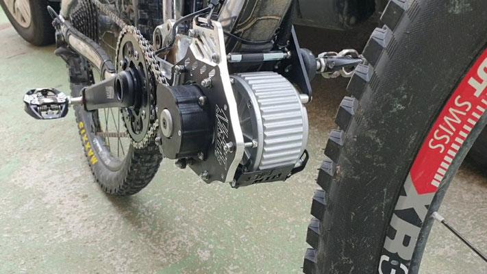 motor electric bike kit