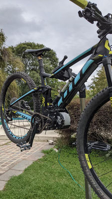 scott electric bike kit for mtb