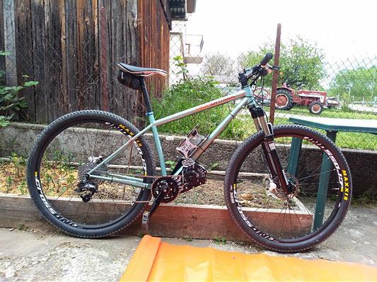 test electric bike kit