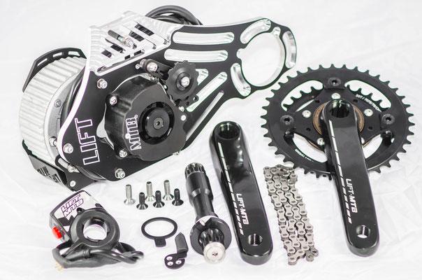 kit norco e-bike