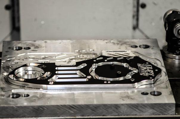 cnc  plate