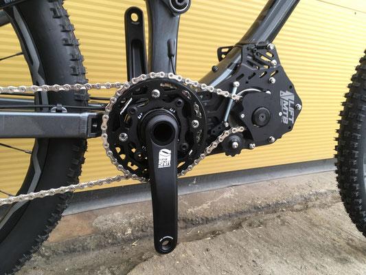 electric bike hxr