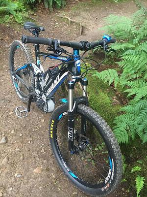 electric  mountain bike kit v3