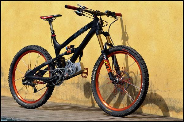 yeti e-bike