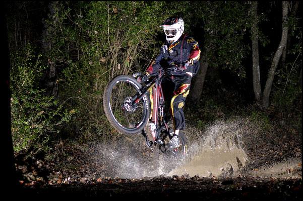 electric bike mud
