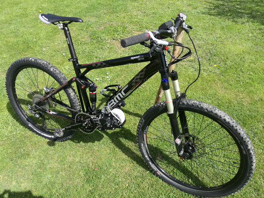 bmc trail fox e-bike