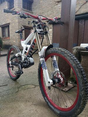 electric bicycle kit