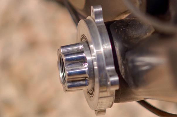 montage moteurs électriques pour vtt bb92